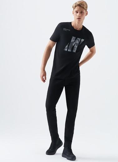 Mavi Mavi 0042431036 James Siyah Black Pro Denim Pantolon Renksiz